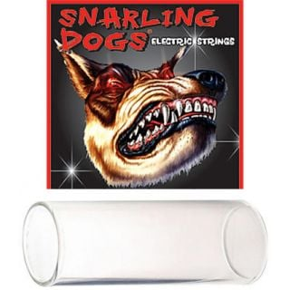0-SNARLING DOGS 200 - SLIDE