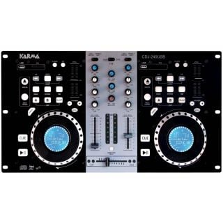 0-KARMA CDJ 240USB - KIT DJ