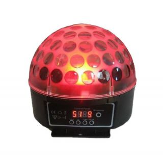 0-FLASH LED MAGIC BALL 20W