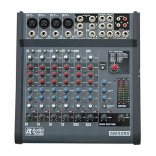 0-AUDIO TOOLS AM42RX - MIXE