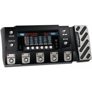 0-DIGITECH RP500 MULTIEFFET
