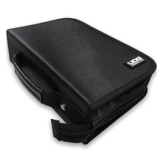 0-UDG CD WALLET 100 Black -
