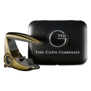 0-G7TH Capo Gold + TIN - Ca