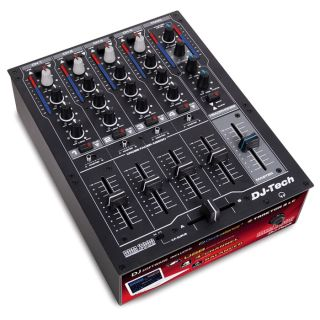 0-DJ TECH DDM2000USB - CLUB