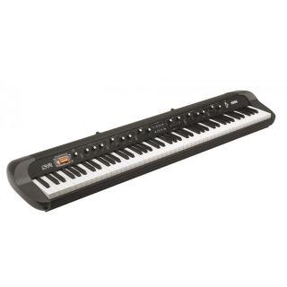 0-KORG SV1-88 BK PIANOFORTE