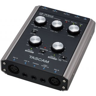 0-TASCAM US144 MKII  - INTE