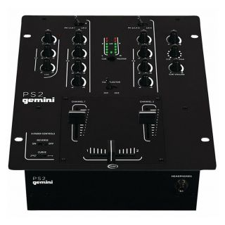 0-GEMINI PS2 - MIXER 2 CANA