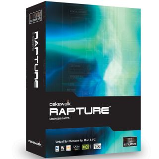 0-CAKEWALK RAPTURE - SOFTWA