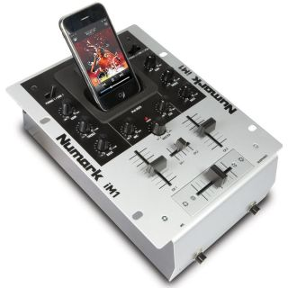 0-NUMARK iM1 - MIXER DJ 2 C