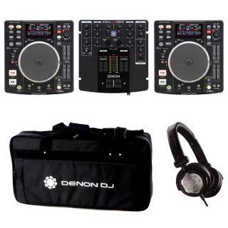 0-DENON DJ Bundle 1