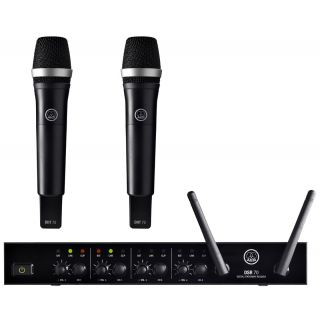 0-AKG DMS70 Q Vocal Dual Se