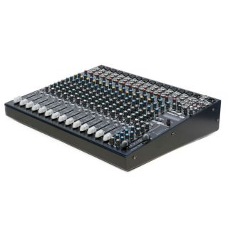0-MONTARBO MC-R16FX - MIXER