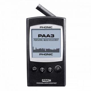 0-PHONIC PAA3 - ANALIZZATOR