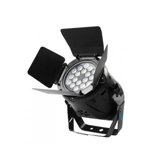 0-PROEL MINI SPOT 18 LED RG