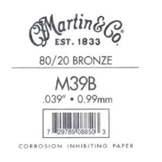 0-MARTIN M39B 80/20 BRONZE