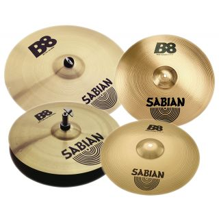 0-SABIAN B8 Performance Set