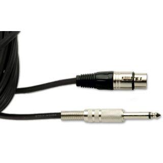 QUIKLOK Cavo Audio Jack/XRL 5mt