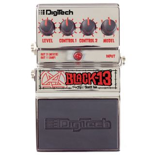 0-DIGITECH XAS SI BLACK 13