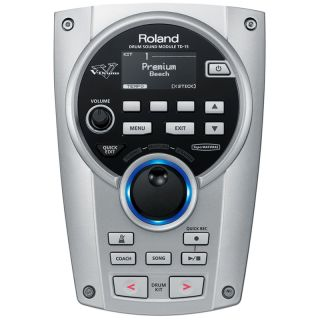 0-ROLAND TD15 - MODULO SONO