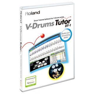 0-ROLAND DT1 V-Drums Tutor