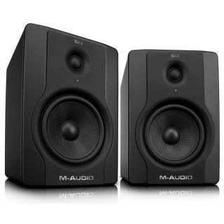 0-M-AUDIO BX8 D2 Studiophil
