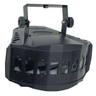 0-SHOWTEC XB-DERBY LED DMX