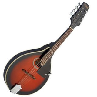 0-STAGG M30 - MANDOLINO RED