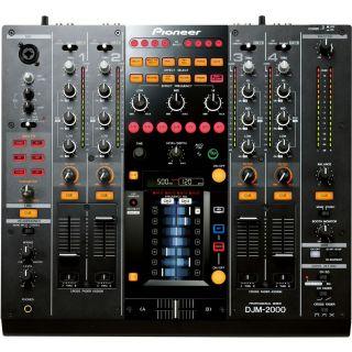 0-PIONEER DJM-2000 - MIXER