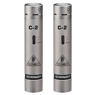 0-BEHRINGER C2 CONDENSER MI