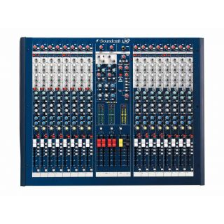 0-SOUNDCRAFT LX7 II 16