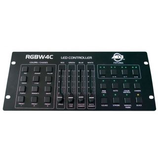 0-AMERICAN DJ RGBW4C