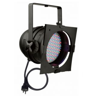 0-SHOWTEC LED PAR 64 SHORT