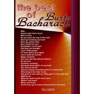 0-RICORDI Bacharach, Burt -