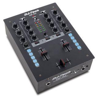 0-DJ TECH DIF-1M - MIXER 2