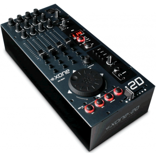 0-ALLEN & HEATH XONE 2D Bla