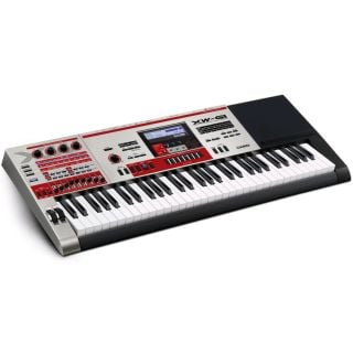 0-CASIO XW-G1 Groove Synthe