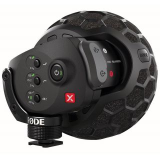 0-RODE STEREO VIDEOMIC X -