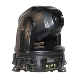 0-FLASH LED MOVING HEAD 30W
