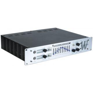 0-WARWICK W Amp 600 Head -