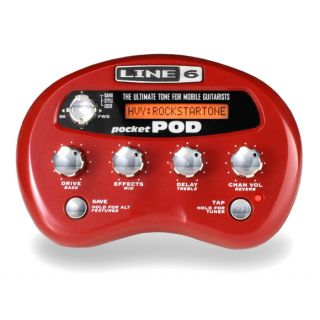 0-LINE6 Pocket POD - MULTIE