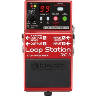 0-BOSS RC3 - LOOP STATION U