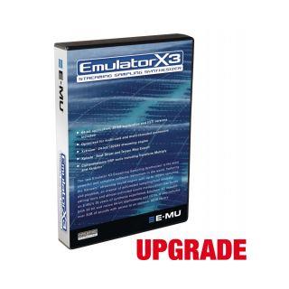 0-E-mu Emulator X 3.0 upgra