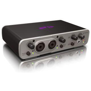 0-AVID Fast Track Duo + Pro