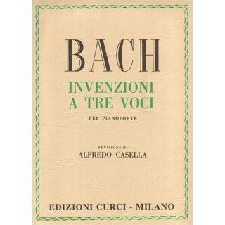0-CURCI Bach, Johann Sebast