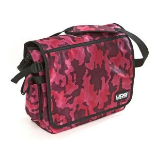 0-UDG COURIER BAG CAMO PINK