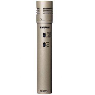0-SHURE KSM137 SL - MICROFO