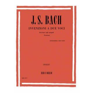 0-RICORDI Bach, Johann Seba