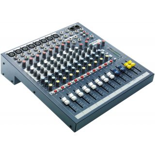0-SOUNDCRAFT EPM8 - MIXER 8