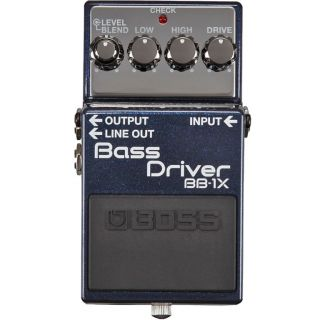 0-BOSS BB1X Bass Driver - P