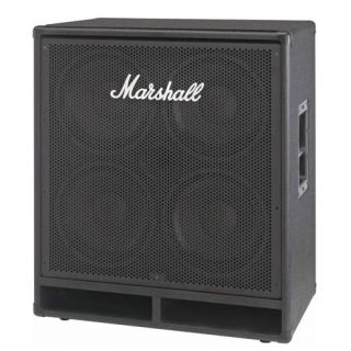 0-MARSHALL MBC410 600W Bass